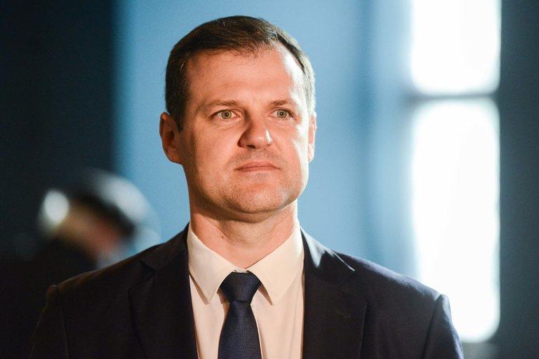 Gintautas Paluckas (nuotr. Fotodiena/Justino Auškelio)