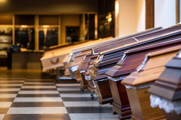 Vilniaus laidojimo rūmai  (nuotr. Fotodiena/Justino Auškelio)