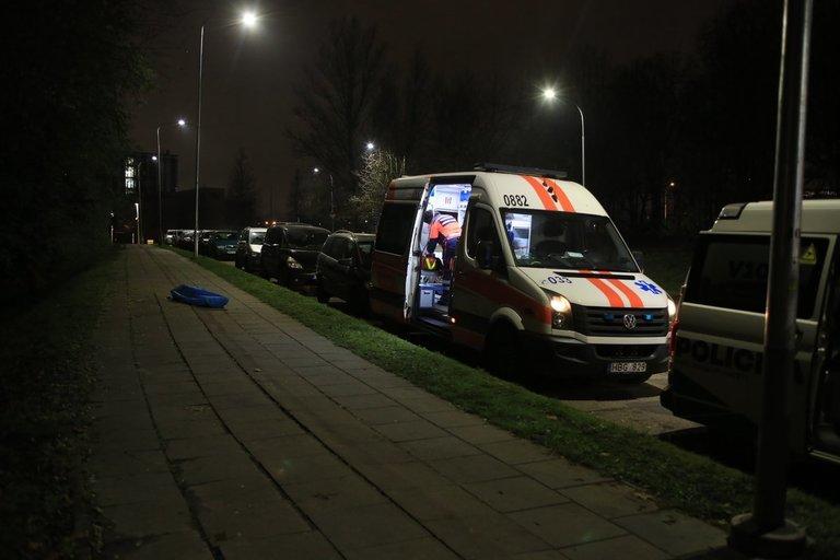Moteris sukniubo gatvėje ir mirė: medikai buvo bejėgiai (nuotr. Broniaus Jablonsko)