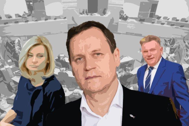 Rita Tamašunienė. Valdemaras Tomaševskis. Jaroslavas Narkevičius (tv3.lt fotomontažas)
