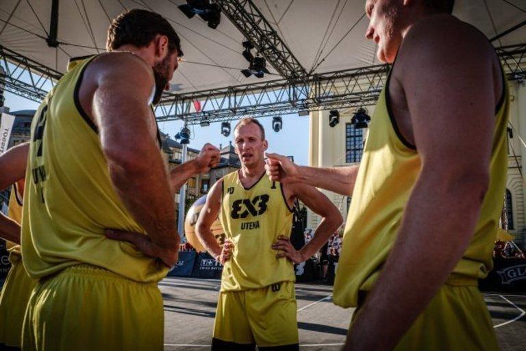 """""""Juventus-Uniclub""""krepšininkai. (nuotr. FIBA)"""