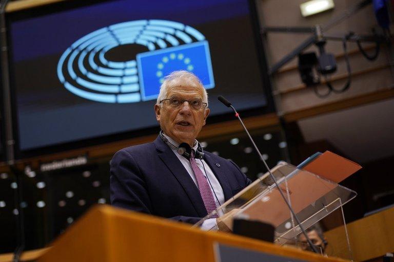 Josepas Borrellis (nuotr. SCANPIX)