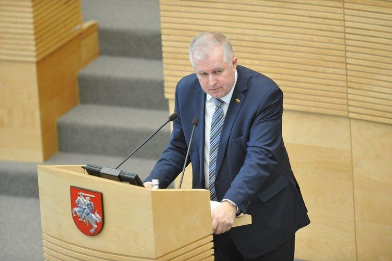 Arvydas Anušauskas (nuotr. Fotodiena.lt)