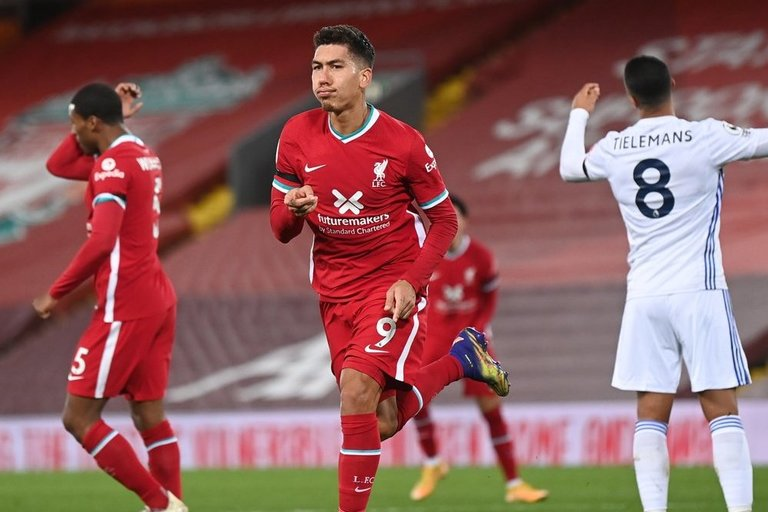 """Liverpool"" šventė pergalę. (nuotr. SCANPIX)"