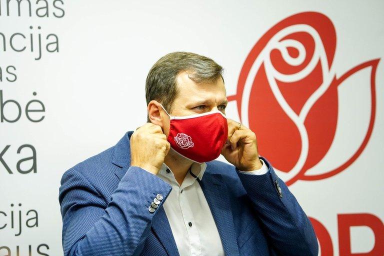 Gintautas Paluckas (nuotr. Fotodiena/Viltės Domkutės)