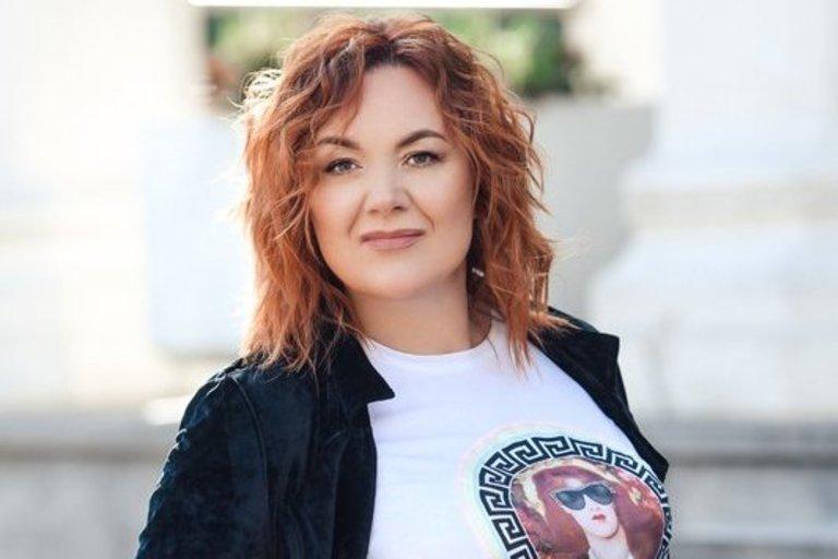 Rosita Čivilytė (nuotr.M. Stankaitis)