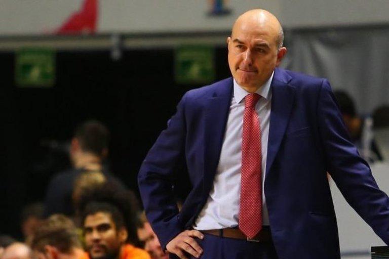 """Valencia"" treneris Ponsarnau"