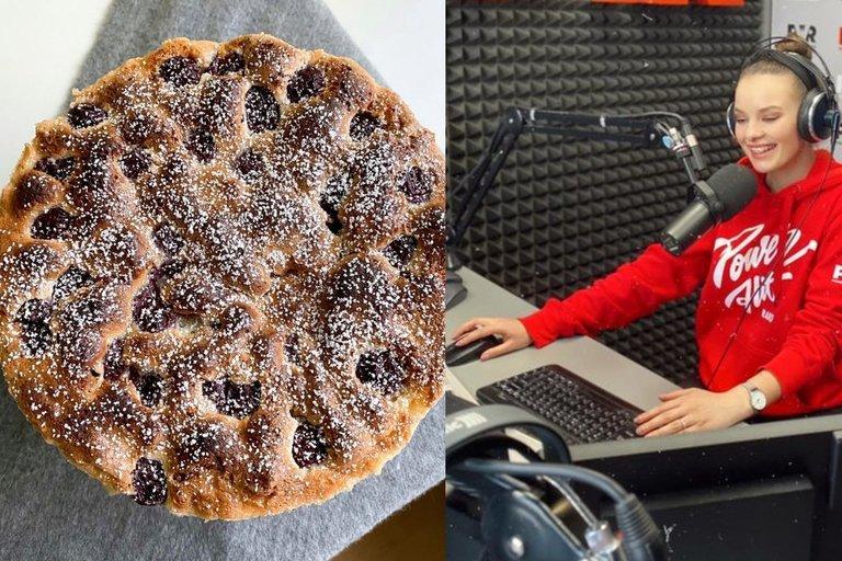 Elenos Karalienės obuolių pyragas (nuotr. asm. archyvo)