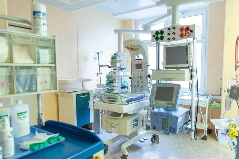 Ligoninė (nuotr. Fotodiena/Justino Auškelio)
