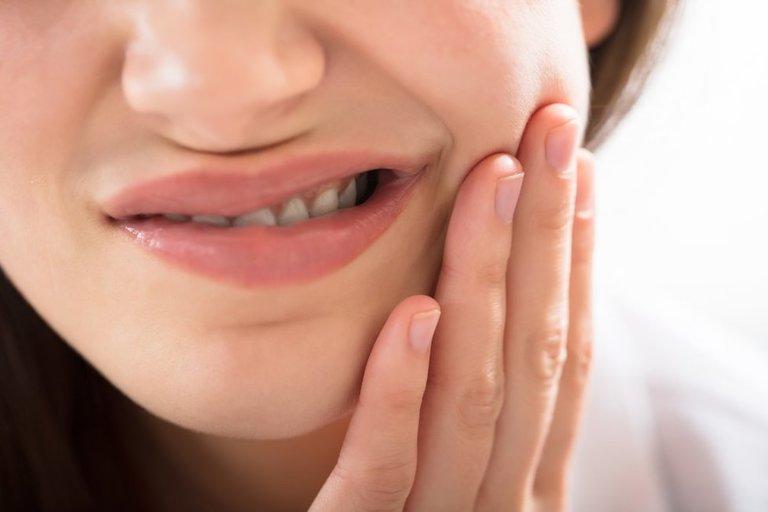 Dantų skausmas (nuotr. Shutterstock.com)