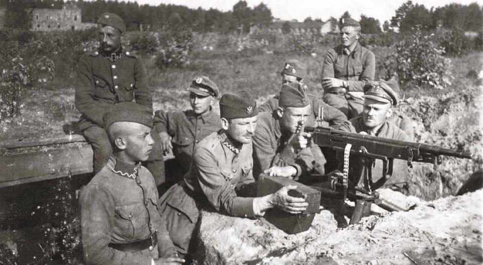 Lenkijos-Sovietų Rusijos karas