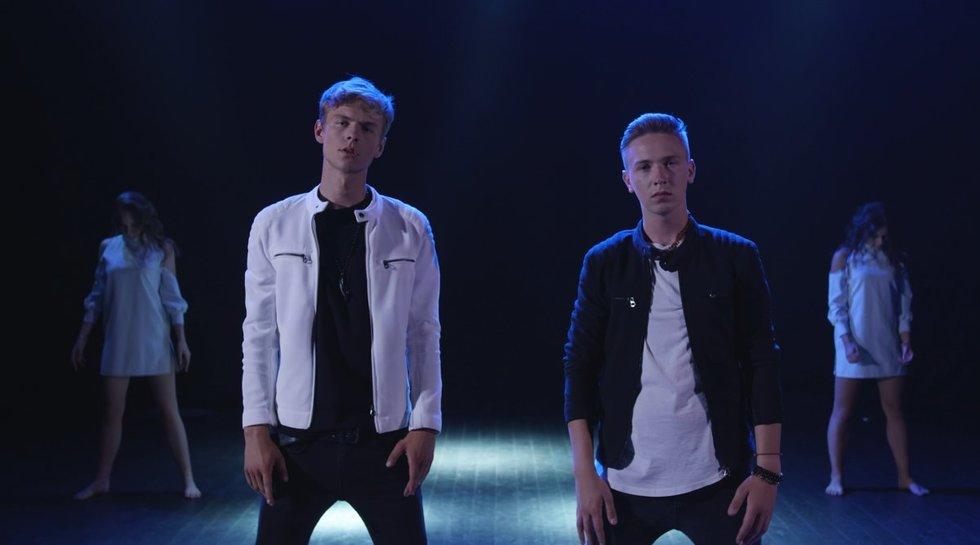 """Titas ir Benas pristato dainą """"Atleisk"""""""