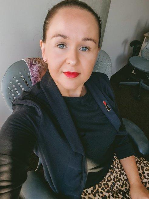 Kvapų dizainerė Ramunė Gvozdaitė