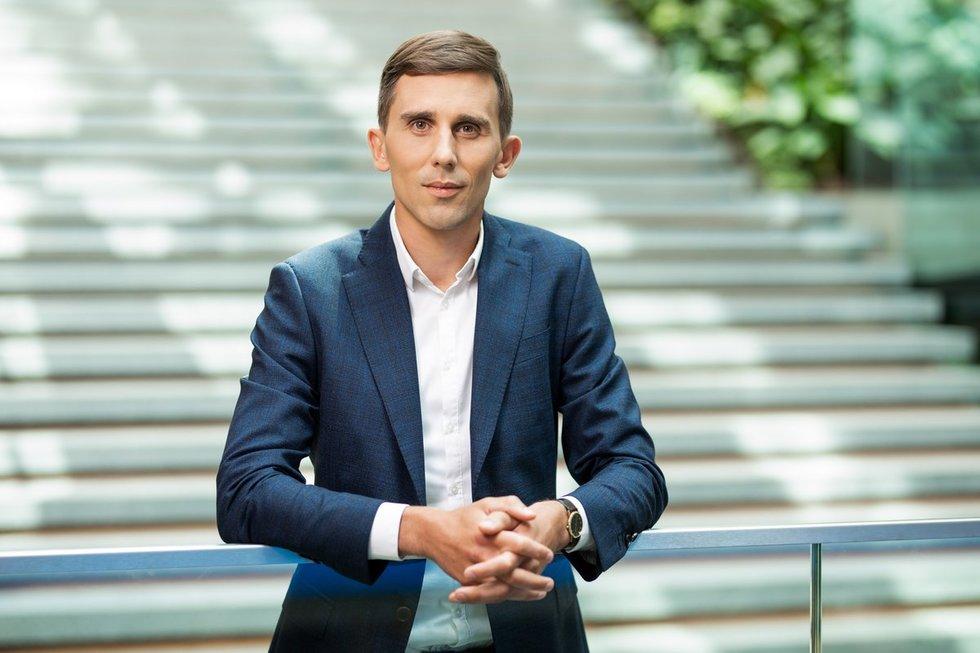 Ekonomistas Tadas Povilauskas