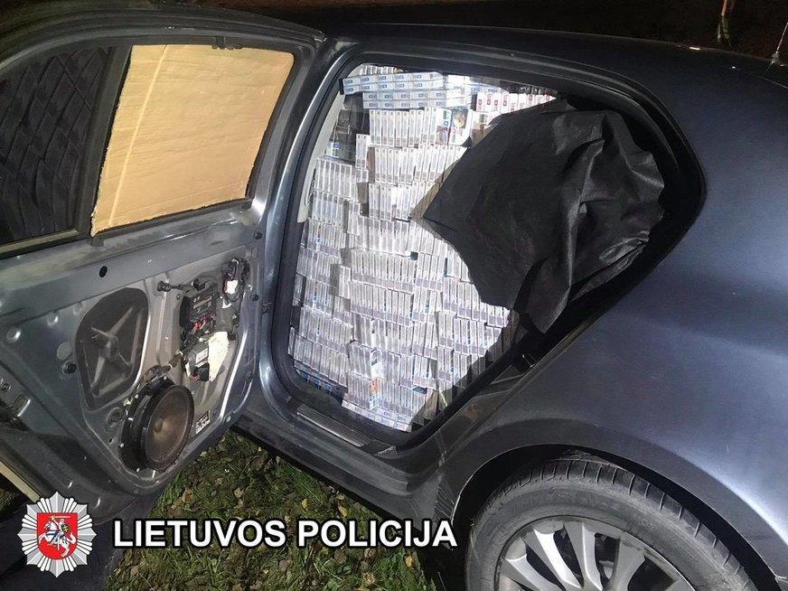 (nuotr. Lietuvos policija)