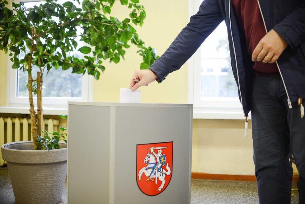 Seimo rinkimai 2020