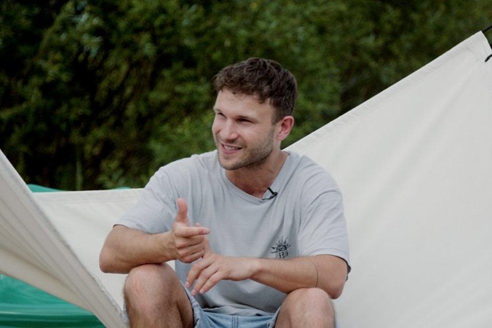 Vaidas Baumila (nuotr. Organizatorių)
