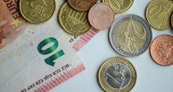 Vaiko pinigai nuo kitų metų didėja 10 eurų