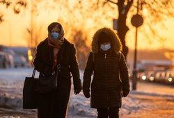 Lietuvą stingdantis speigas: 27 laipsnių šaltis užsibus neilgai, vėliau – pokyčiai