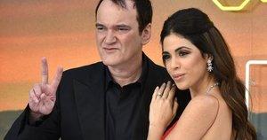 Quentin Tarantino ir Daniella Prick (nuotr. SCANPIX)