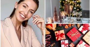 Etiketo ekspertė patarė, kaip išrinkti kalėdines dovanas (tv3.lt fotomontažas)