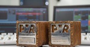"""""""Power Hit Radio""""apdovanojimai (nuotr. Organizatorių)"""