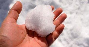 Sniegas (nuotr. Shutterstock.com)