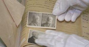 Lietuvos gyventojų genocido centras skelbia apie atradimą – prezidento Aleksandro Stulginskio dienoraštį