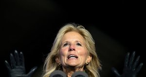 Jill Biden (nuotr. SCANPIX)