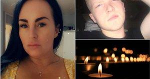 Lisa Cruise iš Birmingemo, Didžiosios Britanijos, papasakojo apie skaudžią savo netektį (nuotr. facebook.com)