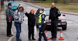 Estijos policija (nuotr. SCANPIX)