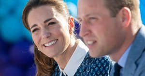 Princas Williamas su Kate Middleton  (nuotr. SCANPIX)