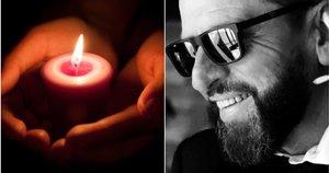 Penkių vaikų tėtis mirė ligoninėje, savo šeimai pažadėjęs greitai grįžti namo (Nuotr. instagram.com)