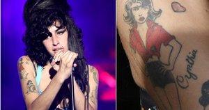 Amy Winehouse (nuotr. SCANPIX)