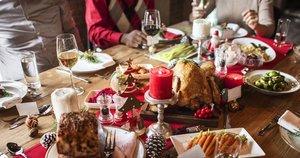 Šventinis stalas (nuotr. Shutterstock.com)