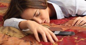 Miegas (nuotr. Fotolia.com)