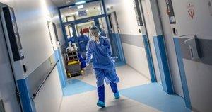 Santaros klinikų medikai (nuotr. Vidmanto Balkūno)