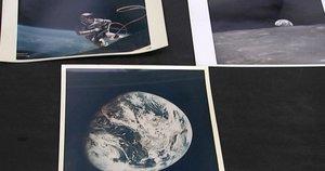 NASA aukcionas (nuotr. stop kadras)