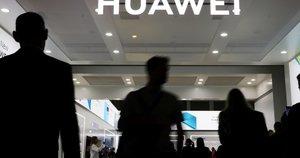 Huawei (nuotr. SCANPIX)