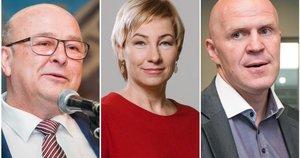Kauno kandidatai į merus