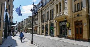 Gatvė (nuotr. Fotodiena/Justino Auškelio)