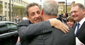 N. Sarkozy (nuotr. stop kadras)