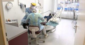 Odontologija (nuotr. stop kadras)