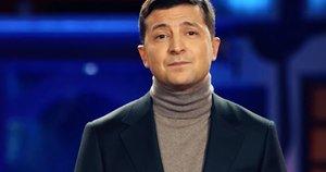 Volodymyras Zelenskis (nuotr. stop kadras)