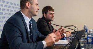 Paralimpinis komitetas didina paramą (nuotr. Alfredo Pliadžio)