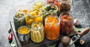 Konservuotas maistas (nuotr. Shutterstock.com)