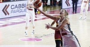 Gintarė Petronytė. (nuotr. FIBA)