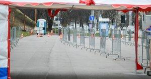 Mobilus patikros punktai Vilniuje (fotodiena.lt nuotr.)