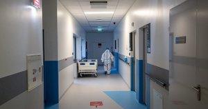 Ligoninė (nuotr. Vidmanto Balkūno)