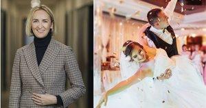 Vestuvių planuotoja Laura Vagonė (tv3.lt fotomontažas)